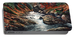 Autumn Brook Portable Battery Charger