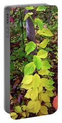 Autumn Leaves II Portable Battery Charger