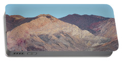 Portable Battery Charger featuring the photograph Avawatz Mountain by Jim Thompson