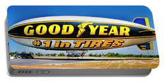 My Goodyear Blimp Ride Portable Battery Charger