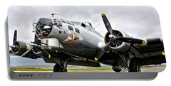 B-17 Bomber Airplane  Portable Battery Charger