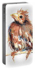 Baby Cardinal - New Beginnings Portable Battery Charger