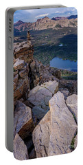 Bald Mountain - Mirror Lake - Uinta Mountains - Utah Portable Battery Charger