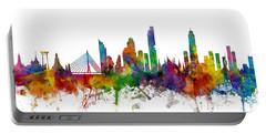 Bangkok Thailand Skyline Portable Battery Charger