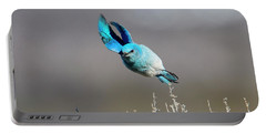 Portable Battery Charger featuring the photograph Bank Right by Mike Dawson