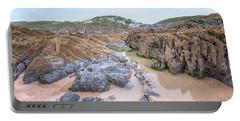 Barricane Beach - England Portable Battery Charger