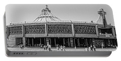 Basilica De Guadalupe Portable Battery Charger