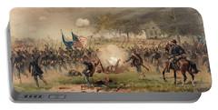 Battle Of Antietam Portable Battery Charger