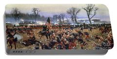 Battle Of Fredericksburg - To License For Professional Use Visit Granger.com Portable Battery Charger