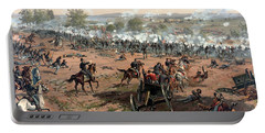 Battle Of Gettysburg Portable Battery Charger by War Is Hell Store