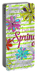 Be Like Spring Portable Battery Charger