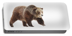 Bear Portable Battery Charger by Steve McKinzie