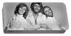 Bee Gees Collection Portable Battery Charger