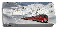 Bernina Winter Express Portable Battery Charger