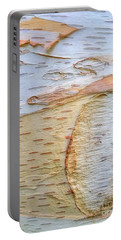Birch Tree Bark Portable Battery Charger