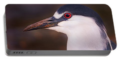 Black-crowned Night Heron  Portable Battery Charger