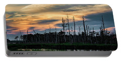Blackwater Sunset Portable Battery Charger