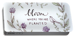 Bloom Portable Battery Charger
