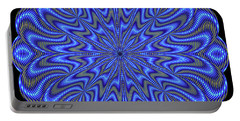 Blue Fire Portable Battery Charger