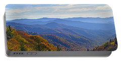 Blue Ridge Parkway View Portable Battery Charger
