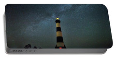 Bodie Lighthouse And Milky Way Portable Battery Charger