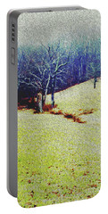 Portable Battery Charger featuring the photograph Brandywine Landscape by Sandy Moulder