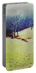 Brandywine Landscape Portable Battery Charger by Sandy Moulder