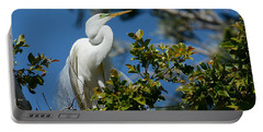 Breeding Plumage Portable Battery Charger by Fraida Gutovich