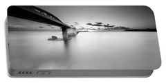 Portable Battery Charger featuring the photograph Bridge by Okan YILMAZ