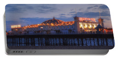 Brighton At Night Portable Battery Charger