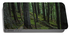 British Columbia Forest Portable Battery Charger