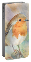 British Robin Portable Battery Charger