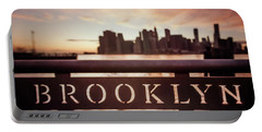 Brooklyn Portable Battery Charger
