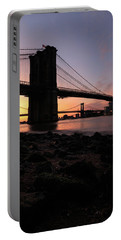 Brooklyn Sunrise Portable Battery Charger