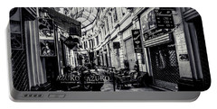 Monochrome Bucharest  Macca - Vilacrosse Passage Portable Battery Charger