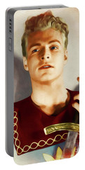 Buster Crabbe As Flash Gordon Portable Battery Charger