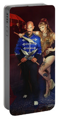 Cabaret Performers Portable Battery Charger