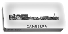 Canberra  Australia Skyline  Portable Battery Charger