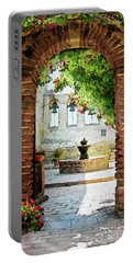 Capistrano Gate Portable Battery Charger