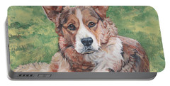 Cardigan Welsh Corgi Portable Battery Charger