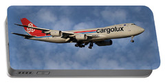 Cargolux Boeing 747-8r7 1 Portable Battery Charger