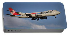Cargolux Boeing 747-8r7 4 Portable Battery Charger