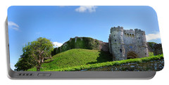 Carisbrooke Castle - Isle Of Wight Portable Battery Charger