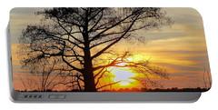 Carolina Sunset Portable Battery Charger