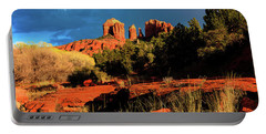 Cathedral Rock Arizona Portable Battery Charger