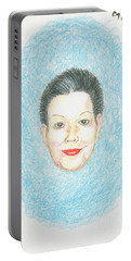 Catherine The Great Portable Battery Charger
