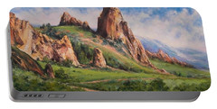 Central Oregon Portable Battery Charger