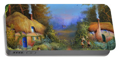 Chasing Fairies Portable Battery Charger