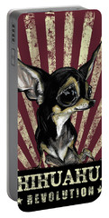 Chihuahua Revolution Portable Battery Charger