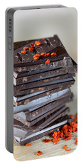 Chocolate And Chili Portable Battery Charger